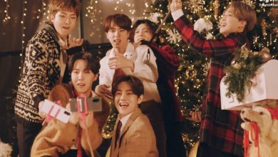BTS drops holiday surprise remix of 'Dynamite'