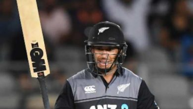 New Zealand vs Pakistan: Ross Taylor dropped from Black Caps' T20I squad, Kane Williamson to miss first match - Firstcricket News, Firstpost