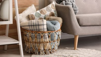 How to Store Your Winter Blankets When You're Not Snuggling Up in Them