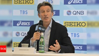 Gestures against racism fine but can't be in detriment of others' right to celebrate: Coe | More sports News - Times of India