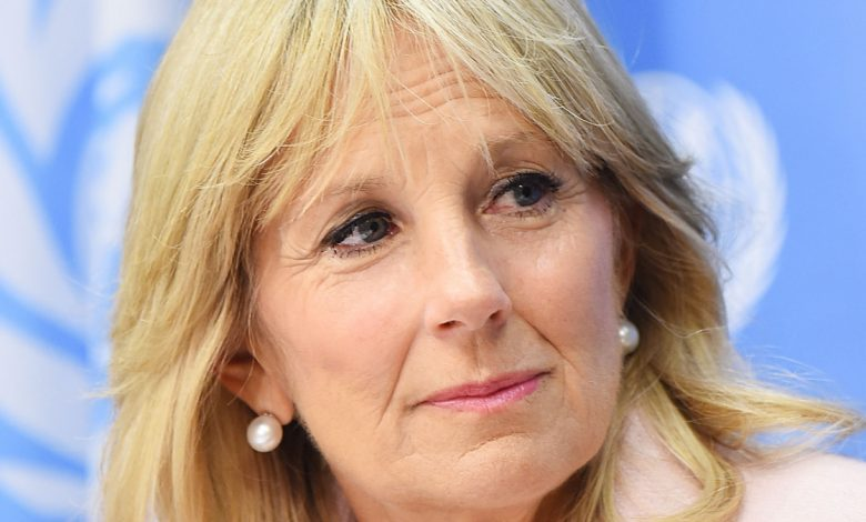 Jill Biden Appears to Respond to Column Urging Her to Drop the 'Dr.' Title