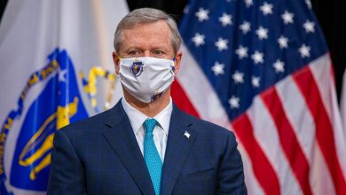 Baker's COVID Approval Rating Slips, Poll Finds