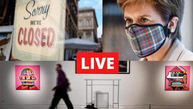 Nicola Sturgeon's Scottish levels update LIVE: Watch and follow as FM announces changes to local Covid-19 alert levels