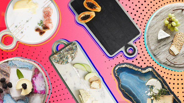 16 Chic Cheese Boards Sure to Elevate Any Charcuterie Platter