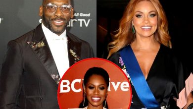 Gizelle's Ex Husband Jamal Bryant Reacts to Cheating Claims Made by Monique on RHOP Reunion, See His Post