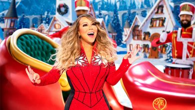Mariah Carey's 'All I Want for Christmas Is You' returns to No. 1 on the Top 100