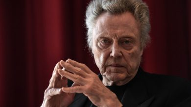 Christopher Walken claims he never owned cellphone or computer