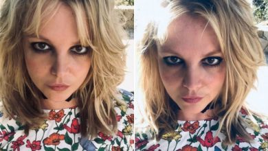Britney Spears shows off new short haircut: 'Out with the old, in with the new'