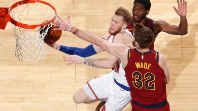 Ignas Brazdeikis' quest for Knicks playing time off to rough start