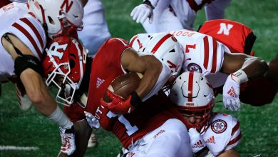 Rutgers can't capitalize on turnovers in loss to Nebraska