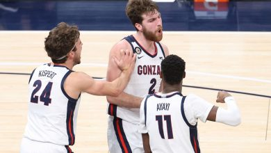 Gonzaga vs. Iowa prediction, Over/Under: Too high a bar to clear