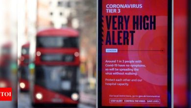 UK medical officer: New virus variant spreading more rapidly - Times of India
