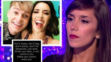 Janette Manrara shares cryptic post ahead of Strictly 2020 final: 'Don't be desperate'