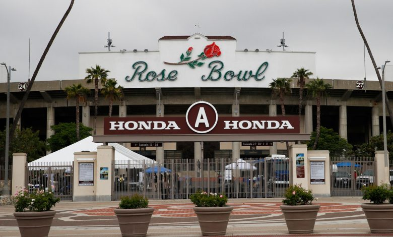 College Football Playoff semifinal moved from Rose Bowl due to COVID-19