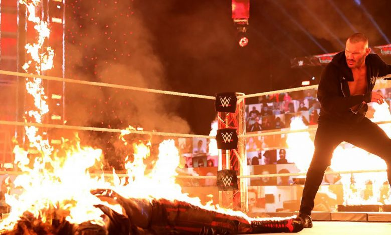 WWE should use burning The Fiend at TLC as impetus for change
