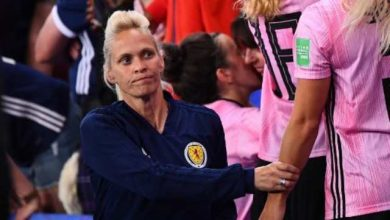 Shelley Kerr steps down as Scotland women's football team head coach after failing to qualify for Euro 2022