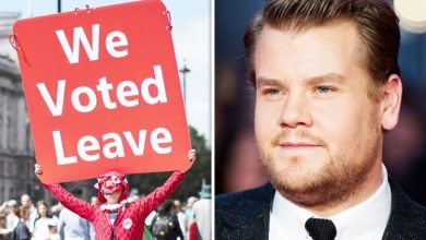 Gavin and Stacey star James Corden apologised to 'Britain's youth over Brexit'