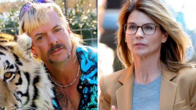 Lori Loughlin and other celebs in prison get special Christmas dinners