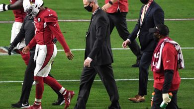 Kyler Murray suffers leg injury at end of Cardinals' loss to 49ers