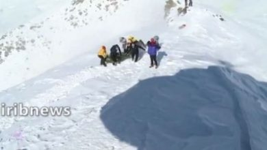 Iran: At least 8 climbers dead, 7 missing after blizzard and avalanches hit mountains in northern Tehran