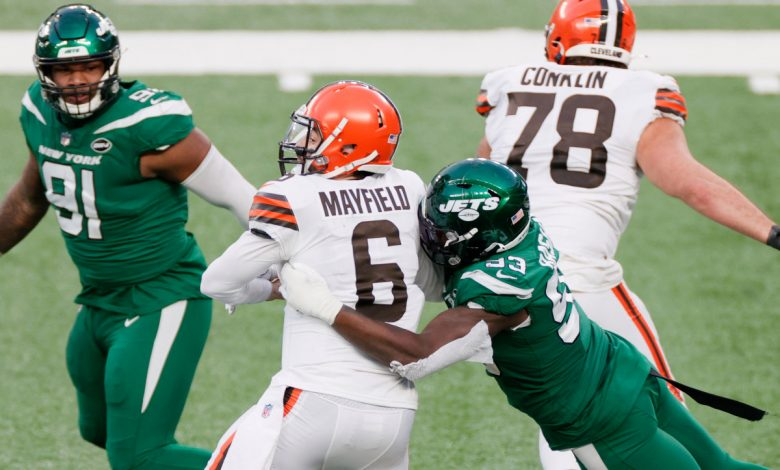 Jets defense did the unthinkable in shutting down Browns