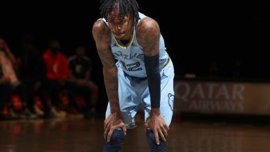 Grizzlies' Ja Morant taken off in wheelchair after scary ankle injury