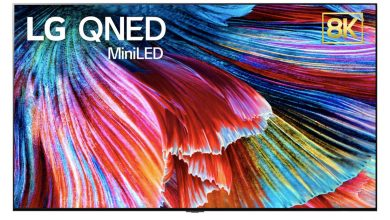 """LG's new """"QNED"""" TVs will have up to nearly 30,000 tiny LEDs behind the screen"""