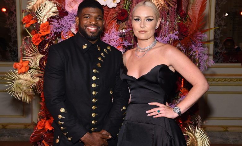 Lindsey Vonn and PK Subban Break Up After 3 Years Together
