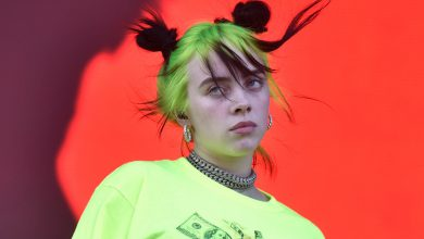 Billie Eilish calls out 'babies' who unfollowed her for posting breasts