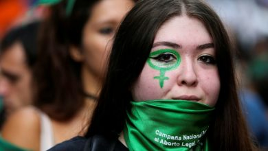 Argentina's Senate passes bill legalising abortion in landmark moment for women's rights