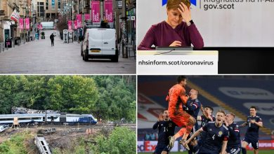 A year like no other: The biggest stories on The Scotsman website this year