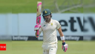 1st Test, Day 3: Du Plessis makes 199 as South Africa take command against Sri Lanka   Cricket News - Times of India