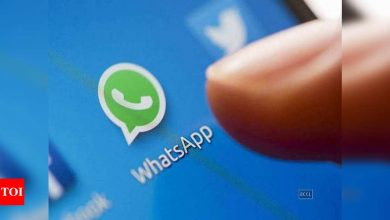 2 easy ways to use WhatsApp without revealing your real mobile number - Times of India