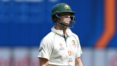 2nd Test: Steve Smith's horror run continues against India  | The Times of India