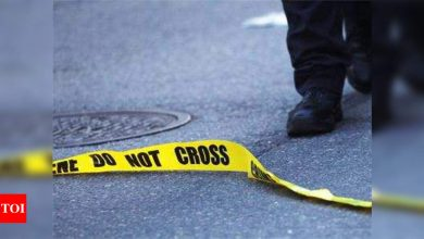 3 civilians wounded in car blast in Kabul - Times of India
