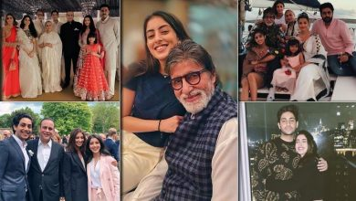 Navya Naveli Nanda's Instagram Posts Which Proves That She Is A Complete Family Person