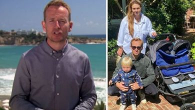 A Place In The Sun's Jonnie Irwin fears being 'ganged up on' at home by wife and family