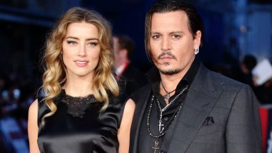 Amber Heard Signed To Give A Pep-Talk On Domestic Violence?