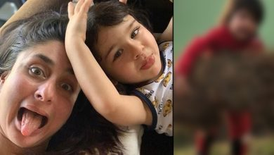 Kareena Kapoor Khan Shares An Unseen Adorable Pic & Video Of Taimur On His 4th Birthday; Check Out