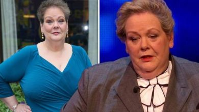 Anne Hegerty addresses health condition leaving The Chase star 'unable to recognise faces'