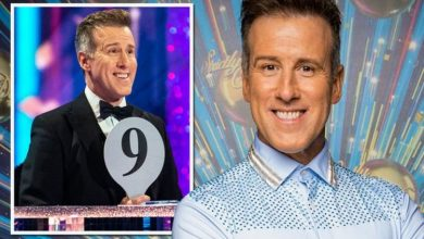 Anton Du Beke finally sets record straight on future role in Strictly