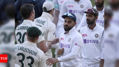 Aussies came back really hard, outclassed India in the 2nd half, says Tendulkar | Cricket News - Times of India