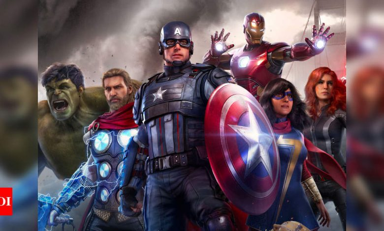 Avengers:  Marvel Avengers: What your PC needs to run the action game - Times of India