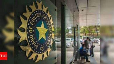 BCCI AGM: An office-bearer can't be seen wearing multiple hats, say members | Cricket News - Times of India