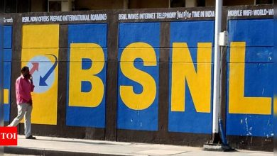BSNL rolls out Rs 251 prepaid plan with 70GB data - Times of India