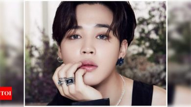 BTS member Jimin leaves the ARMY stunned with his rapping skills as he fills in for Suga - Times of India