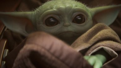 Baby Yoda is becoming 2020's favourite Christmas tree topper