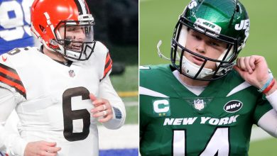 Baker Mayfield could provide Jets hope for Sam Darnold