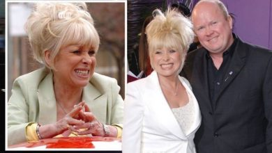Barbara Windsor's on-screen son Steve McFadden 'devastated' by death as he leads tributes