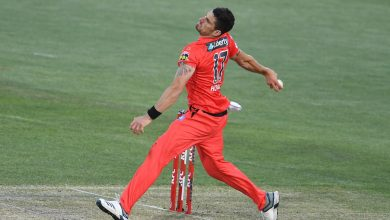 Benny Howell to remain with Melbourne Renegades after 'rollercoaster' first weekend